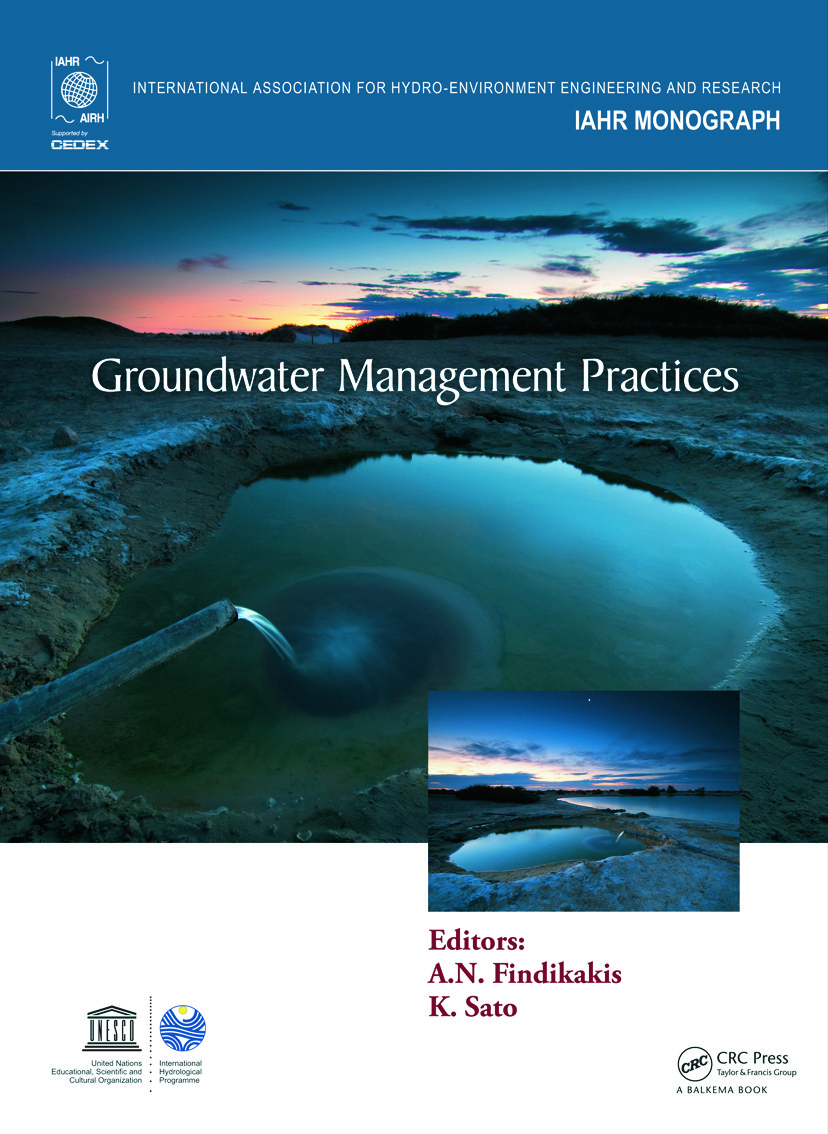 Groundwater Management Practices book cover