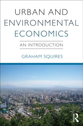 Urban and Environmental Economics: An Introduction, 1st Edition (Paperback) book cover