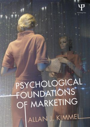 Psychological Foundations of Marketing book cover