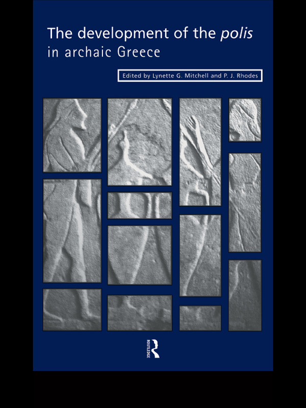 The Development of the Polis in Archaic Greece (Paperback) book cover