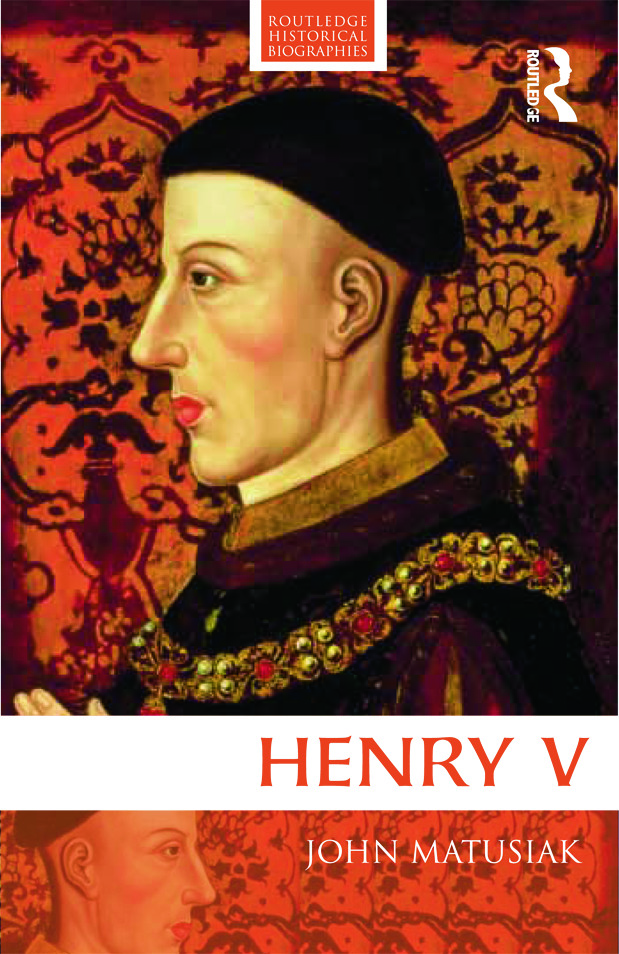 Henry V: 1st Edition (Paperback) book cover