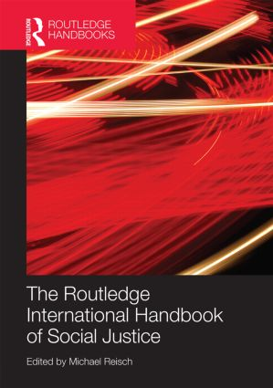 Routledge International Handbook of Social Justice (Hardback) book cover
