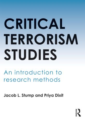 Critical Terrorism Studies: An Introduction to Research Methods, 1st Edition (Paperback) book cover