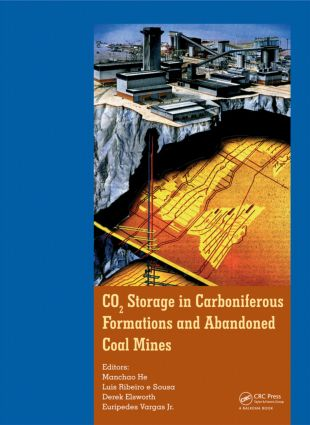 CO2 Storage in Carboniferous Formations and Abandoned Coal Mines (Hardback) book cover