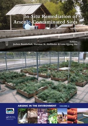 In-Situ Remediation of Arsenic-Contaminated Sites (Hardback) book cover