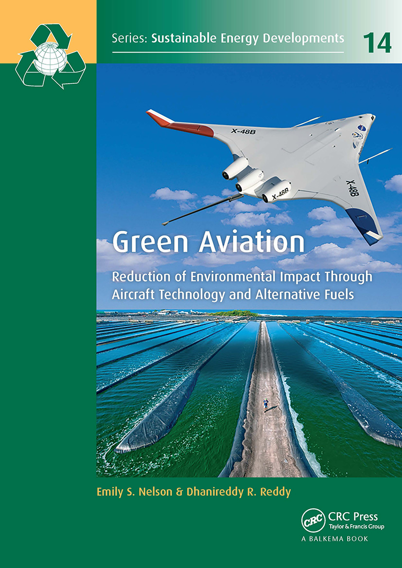 Green Aviation: Reduction of Environmental Impact Through Aircraft Technology and Alternative Fuels (e-Book) book cover