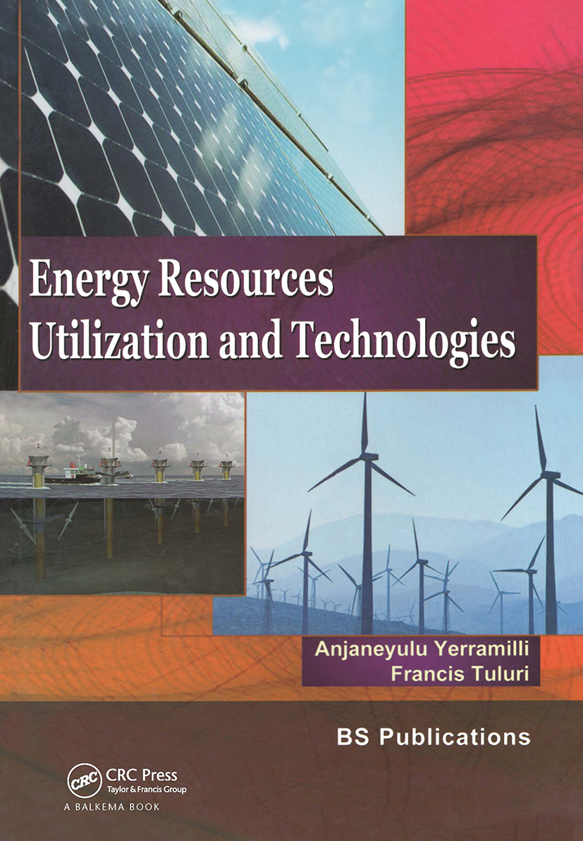 Energy Resources, Utilization & Technologies: 1st Edition (Hardback) book cover
