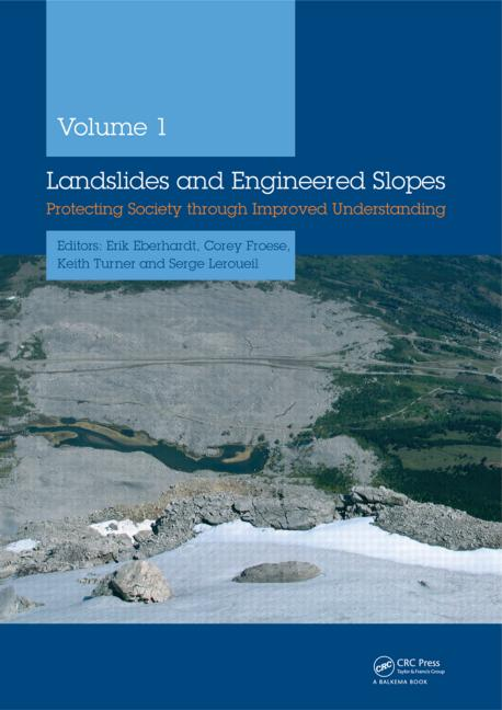 Landslides and Engineered Slopes, 2 Volume Set +CDROM: Protecting Society through Improved Understanding (Pack - Book and CD) book cover