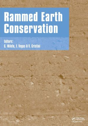 Rammed Earth Conservation: 1st Edition (Hardback) book cover