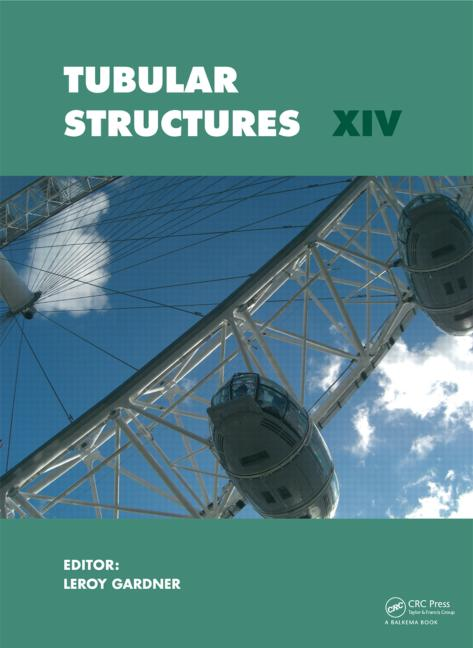 Tubular Structures XIV: 1st Edition (Pack - Book and CD) book cover
