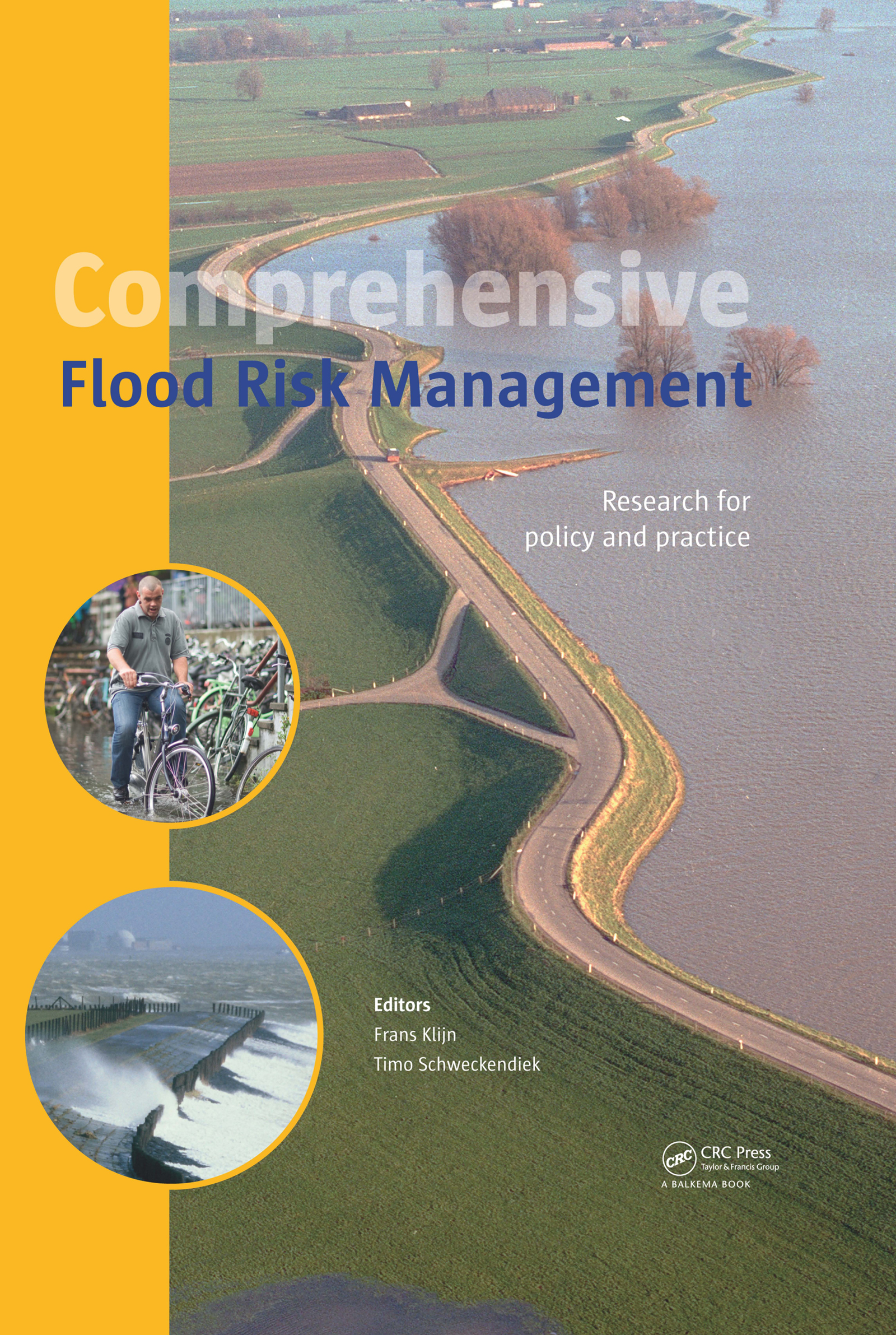 Comprehensive Flood Risk Management: Research for Policy and Practice (Pack - Book and CD) book cover