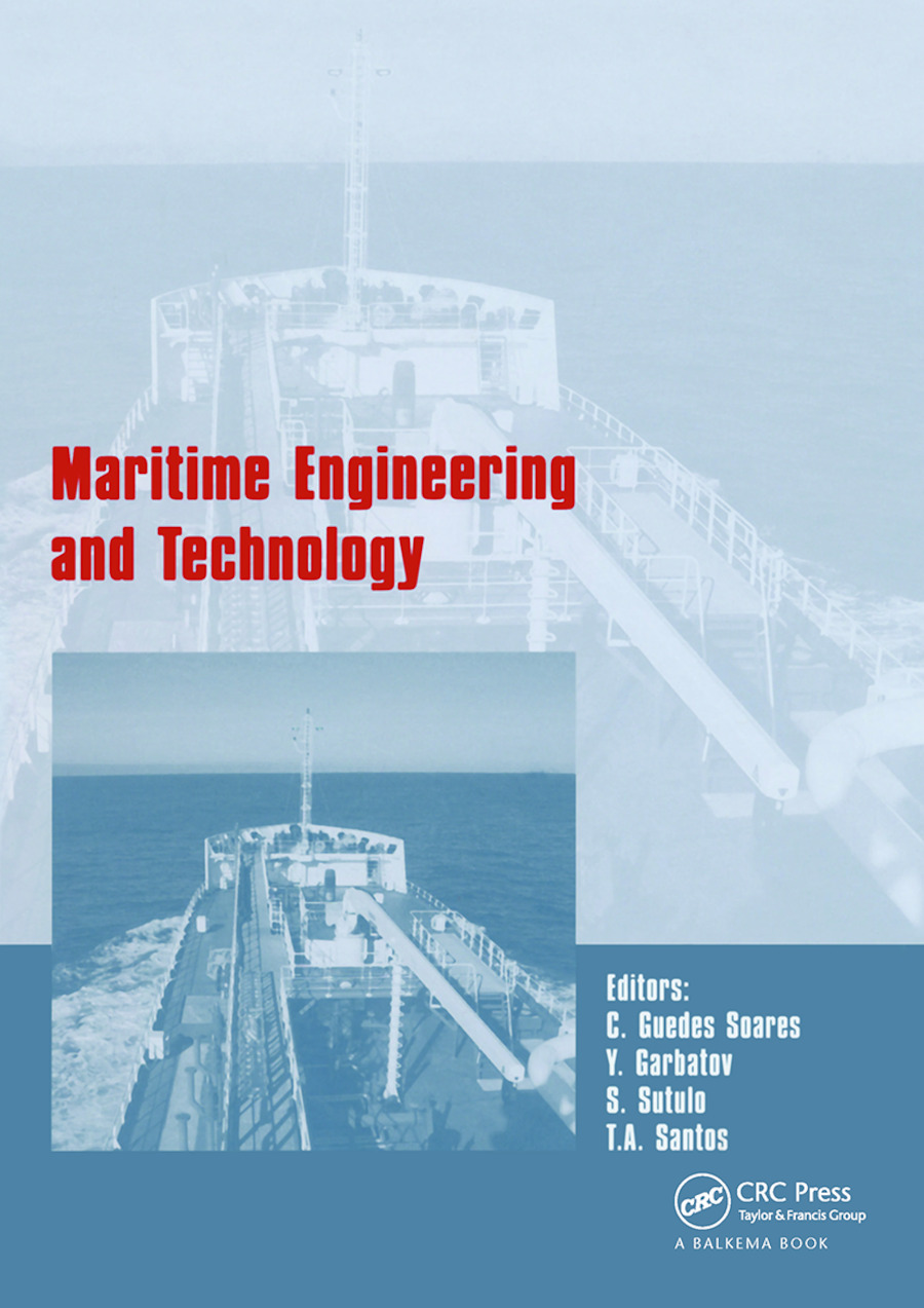 Maritime Engineering and Technology: 1st Edition (Pack - Book and CD) book cover