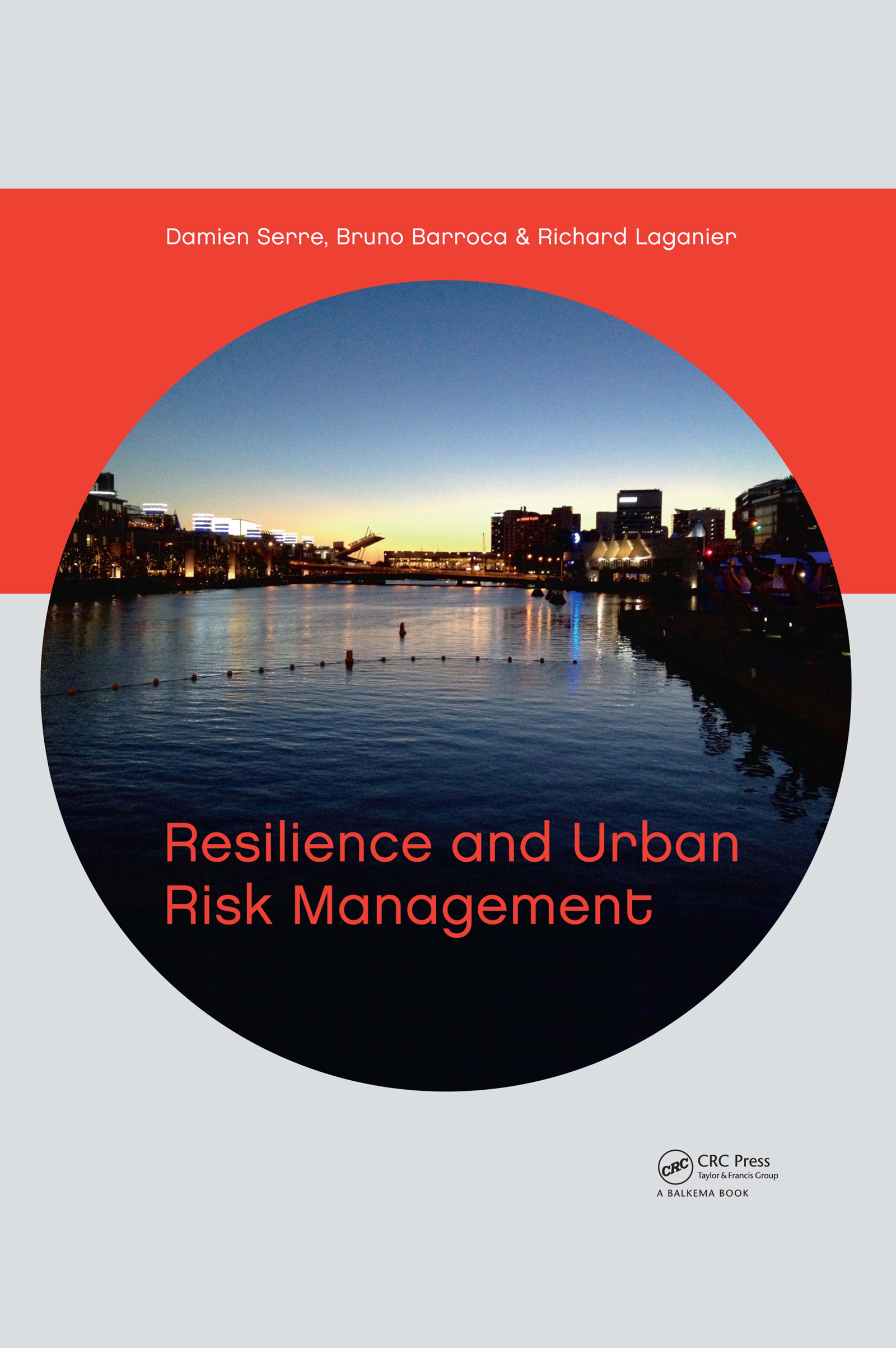 Resilience and Urban Risk Management (Pack - Book and CD) book cover