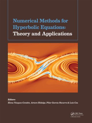 Numerical Methods for Hyperbolic Equations: 1st Edition (Hardback) book cover
