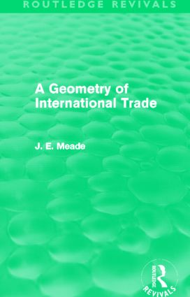 A Geometry of International Trade (Routledge Revivals) book cover