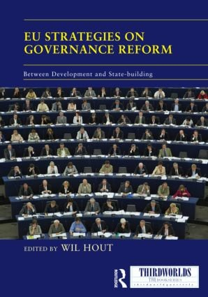 EU Strategies on Governance Reform: Between Development and State-building book cover