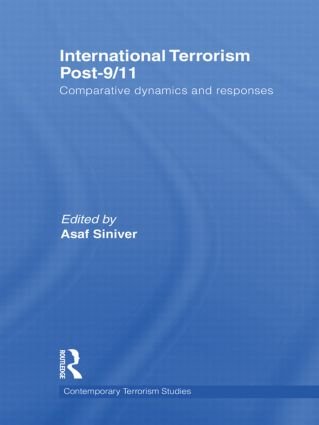 International Terrorism Post-9/11: Comparative Dynamics and Responses (Paperback) book cover
