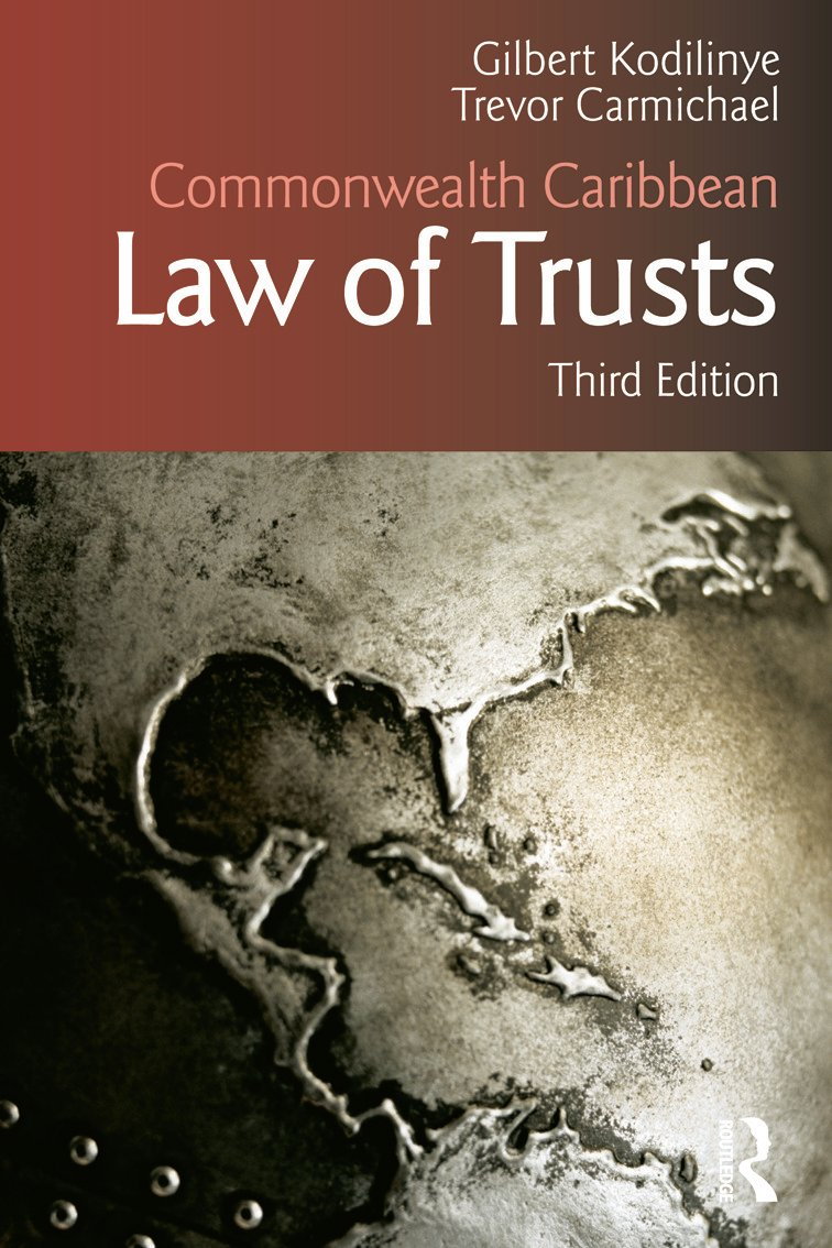 Commonwealth Caribbean Law of Trusts: Third Edition, 3rd Edition (Hardback) book cover