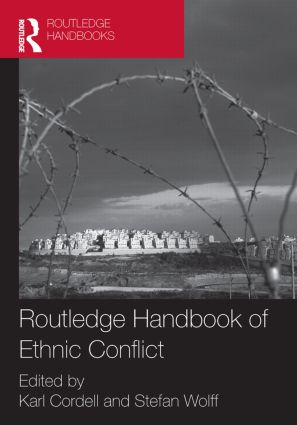 Routledge Handbook of Ethnic Conflict (Paperback) book cover
