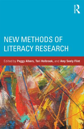 New Methods of Literacy Research: 1st Edition (Paperback) book cover