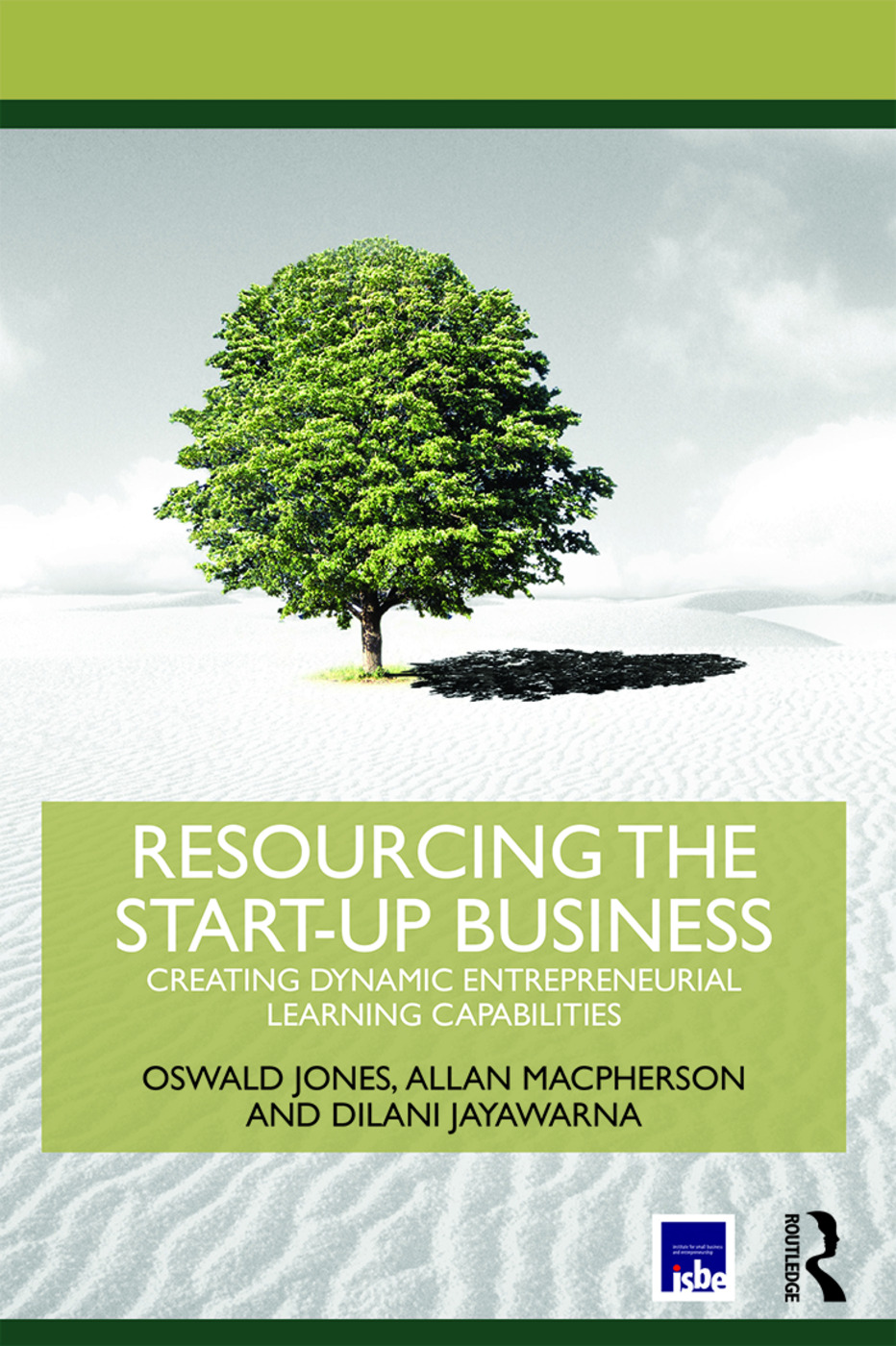 Resourcing the Start-Up Business: Creating Dynamic Entrepreneurial Learning Capabilities (Paperback) book cover