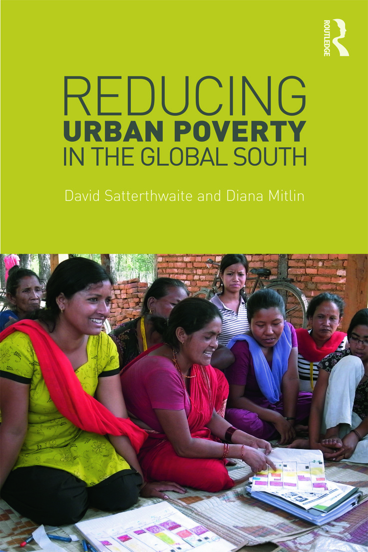 Reducing Urban Poverty in the Global South: 1st Edition (Paperback) book cover