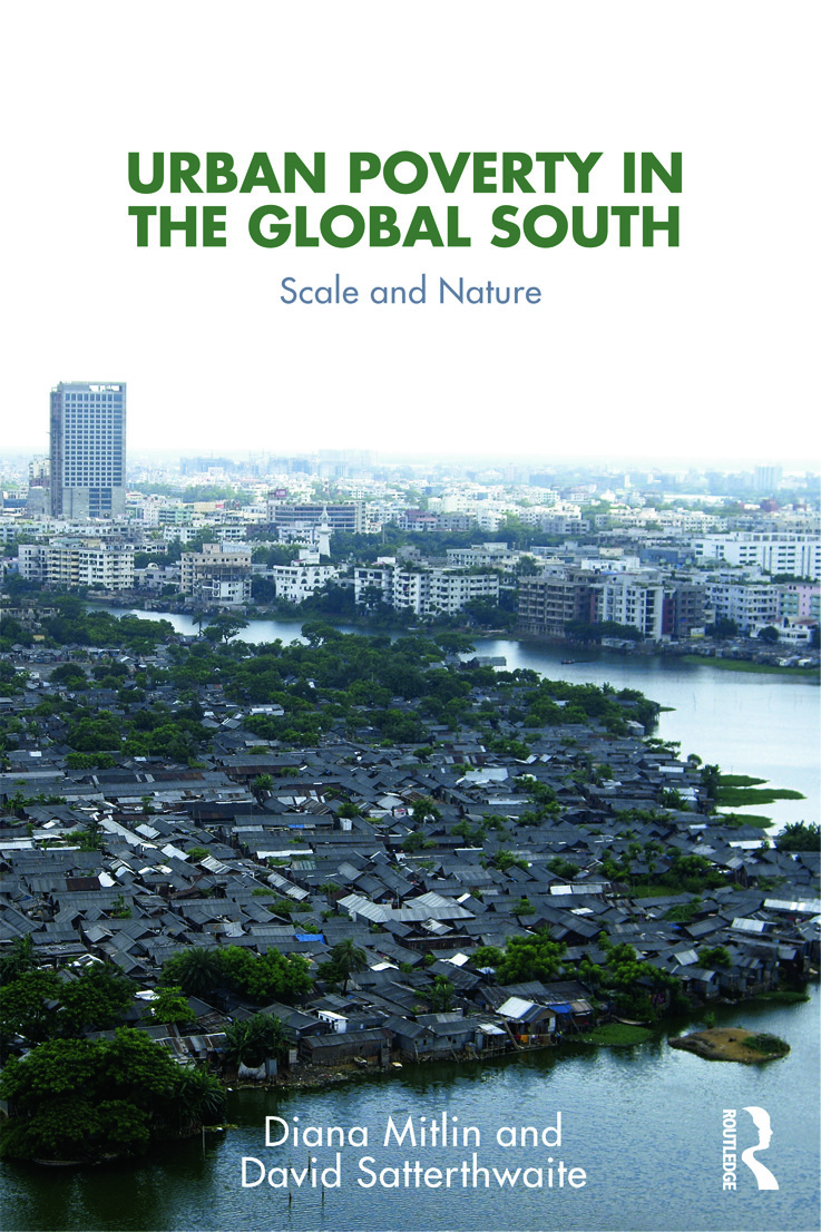 Urban Poverty in the Global South: Scale and Nature (e-Book) book cover