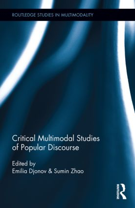 Critical Multimodal Studies of Popular Discourse (Hardback) book cover