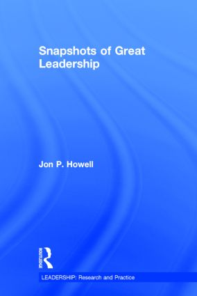 Snapshots of Great Leadership book cover