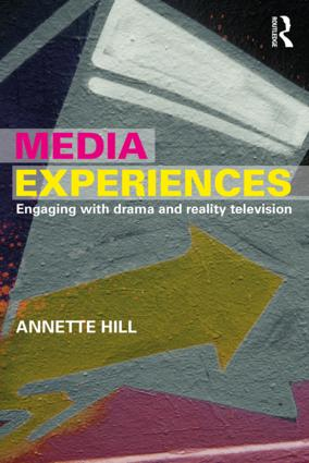 Media Experiences: Engaging with Drama and Reality Television, 1st Edition (Paperback) book cover