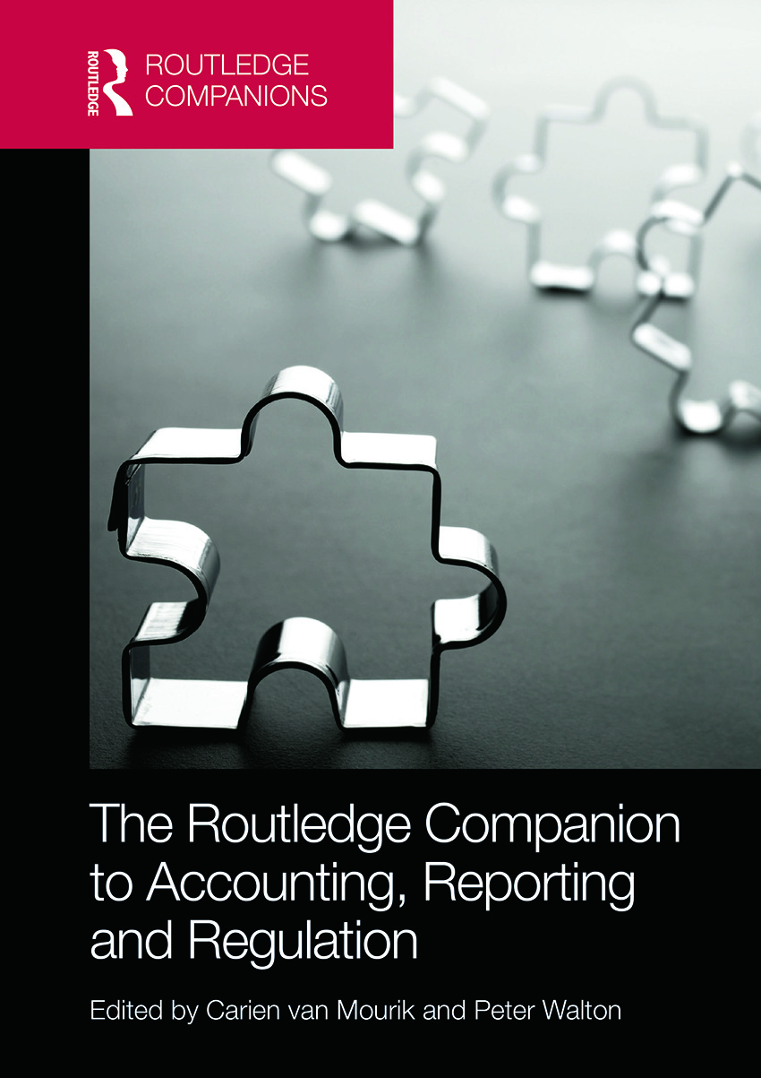 The Routledge Companion to Accounting, Reporting and Regulation (Hardback) book cover