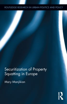 Securitization of Property Squatting in Europe (Hardback) book cover