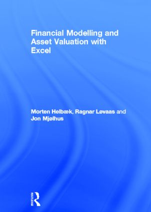 Financial Modelling and Asset Valuation with Excel: 1st