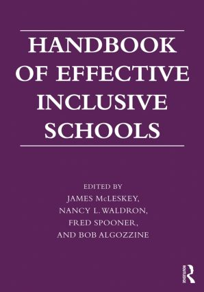 Handbook of Effective Inclusive Schools: Research and Practice, 1st Edition (Paperback) book cover