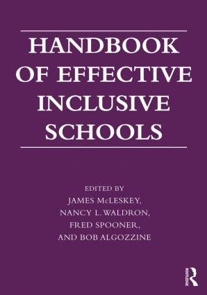 Handbook of Effective Inclusive Schools: Research and Practice book cover