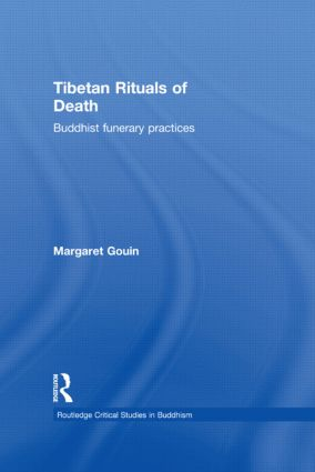 Tibetan Rituals of Death: Buddhist Funerary Practices (Paperback) book cover