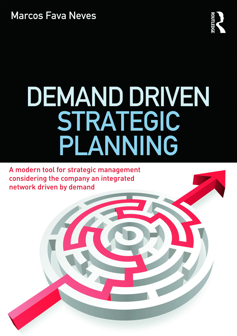 Demand Driven Strategic Planning (Paperback) book cover