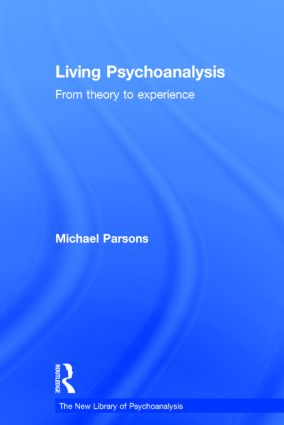 Living Psychoanalysis: From theory to experience book cover