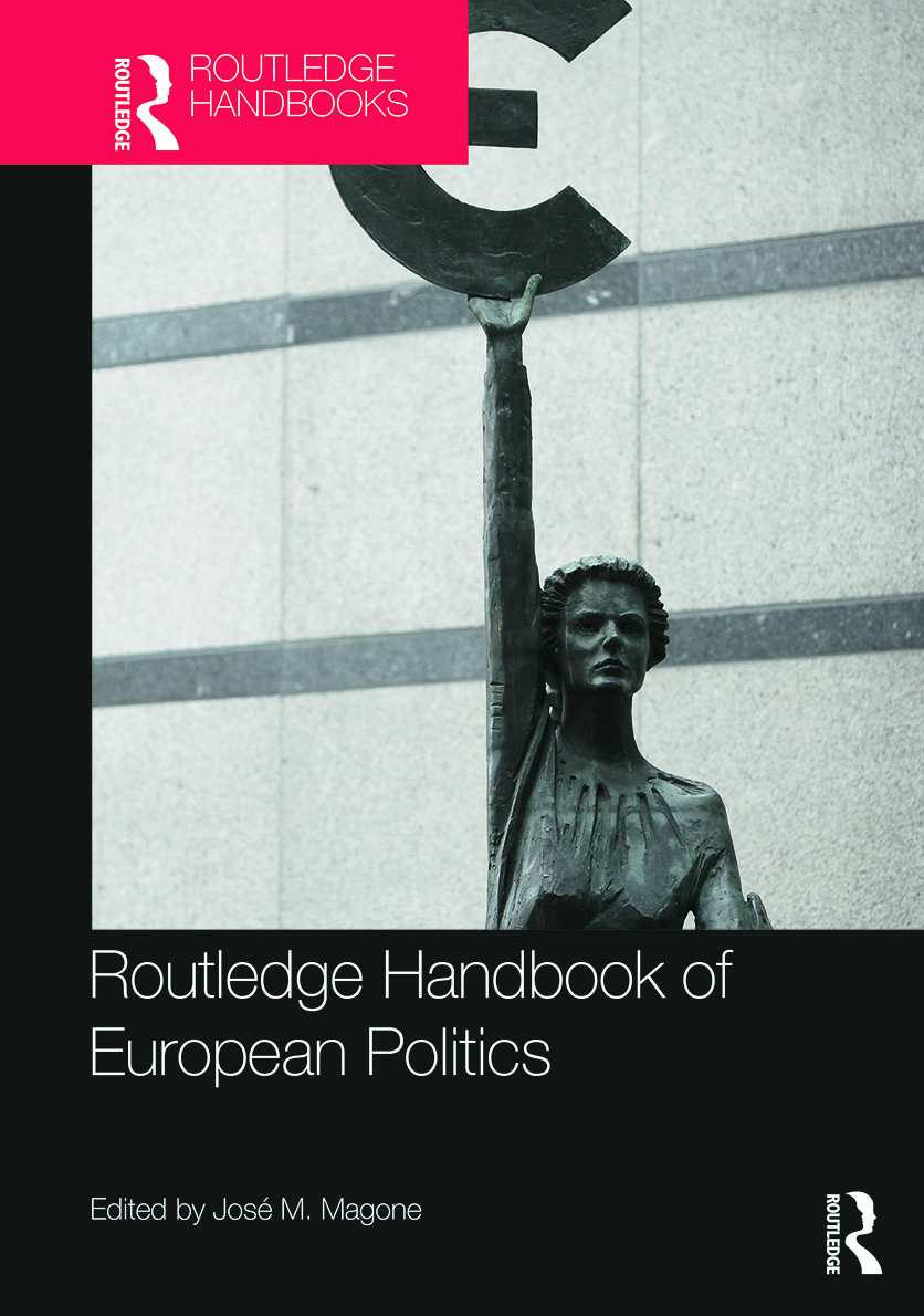 Routledge Handbook of European Politics: 1st Edition (Hardback) book cover