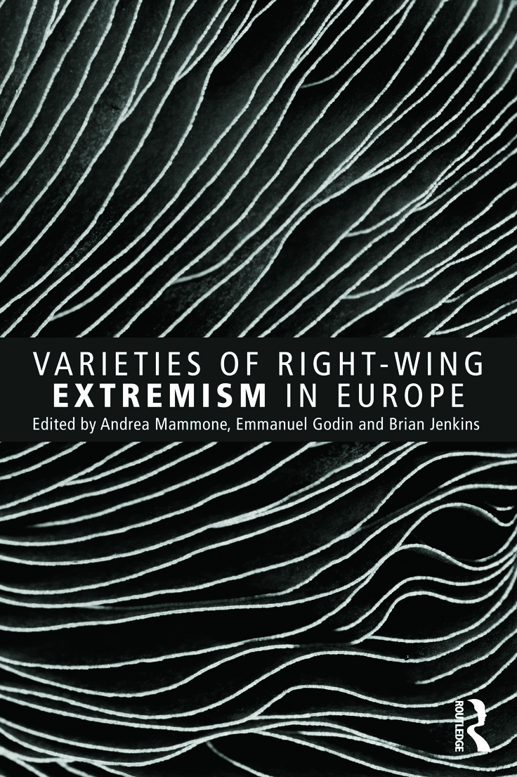 Varieties of Right-Wing Extremism in Europe (Paperback) book cover