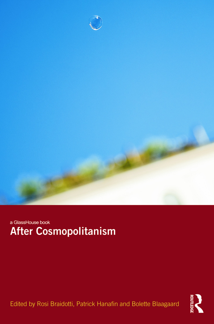 After Cosmopolitanism book cover