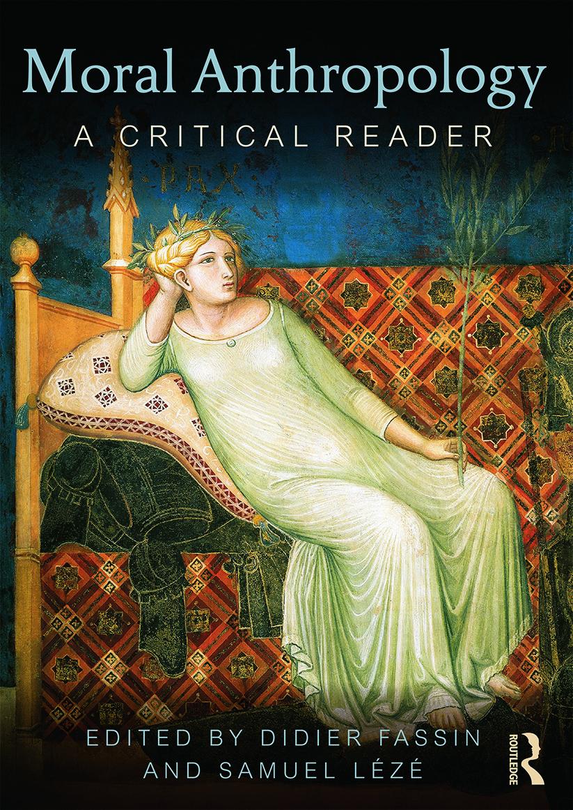 Moral Anthropology: A Critical Reader book cover
