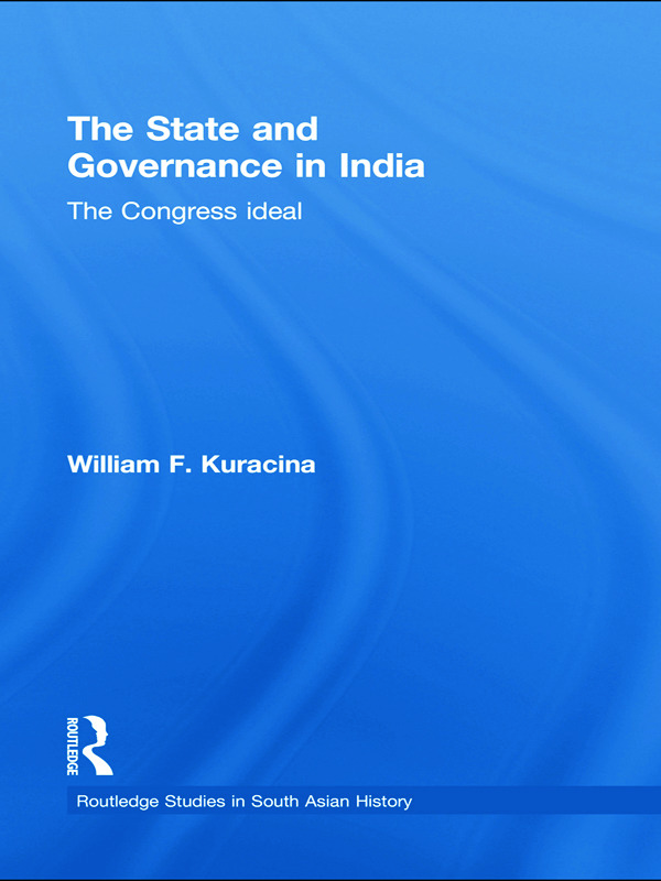 The State and Governance in India