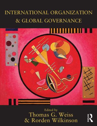 International Organization and Global Governance book cover