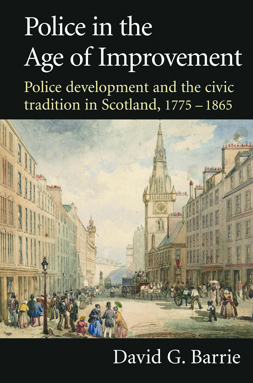 Police in the Age of Improvement: 1st Edition (Paperback) book cover