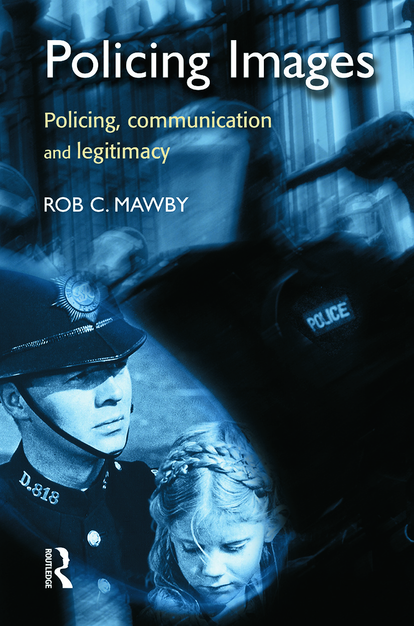 Policing Images book cover