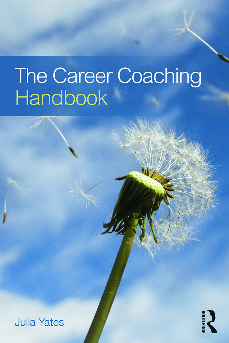 The Career Coaching Handbook (Paperback) book cover