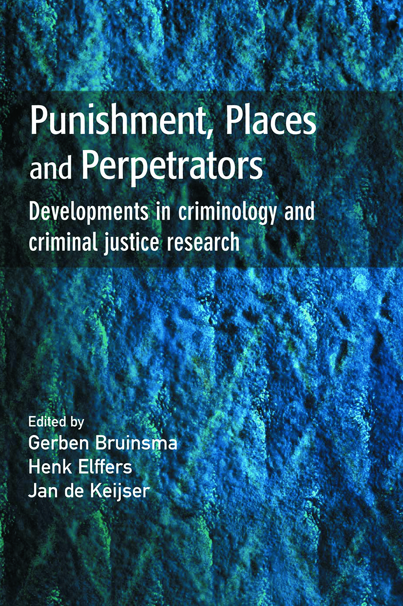 Punishment, Places and Perpetrators: 1st Edition (Paperback) book cover