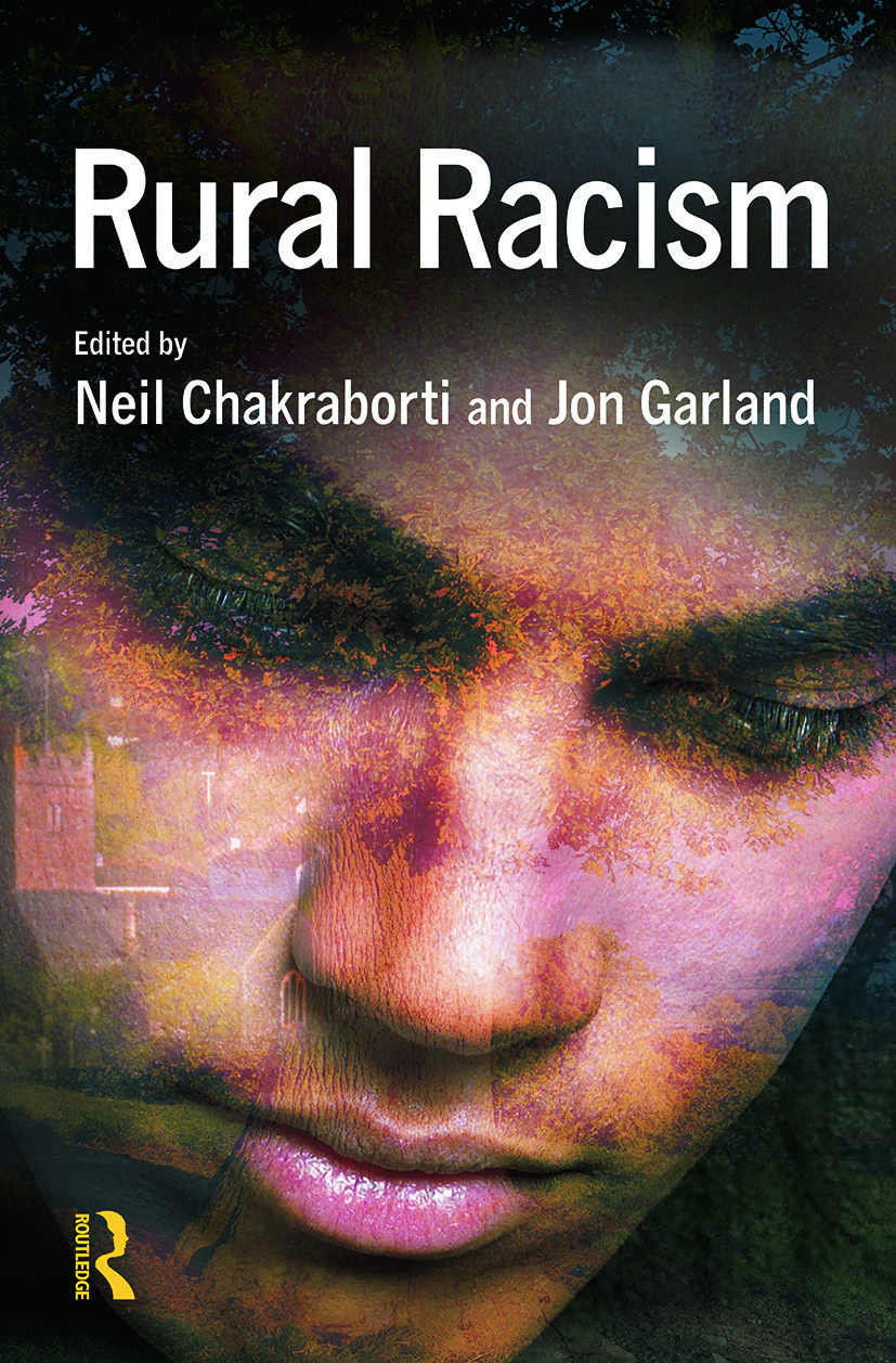 Rural Racism: 1st Edition (Paperback) book cover