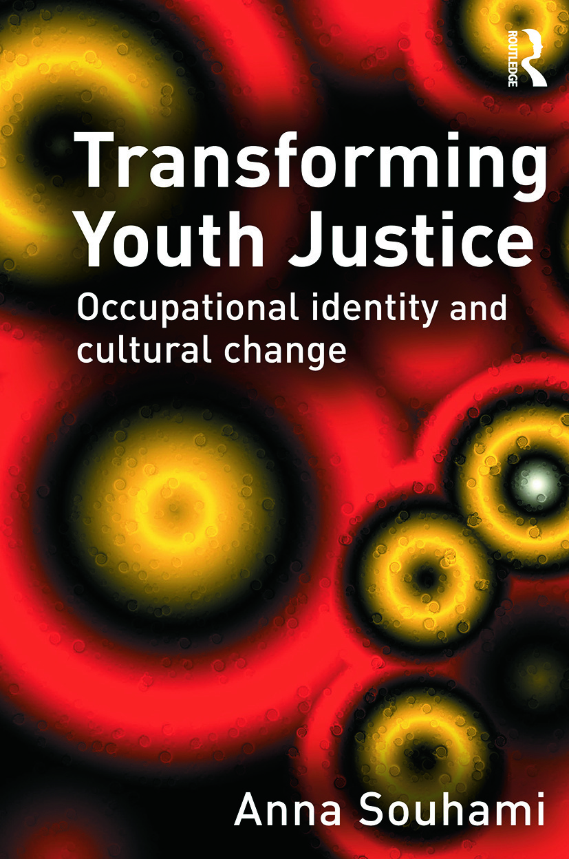 Transforming Youth Justice (Paperback) book cover